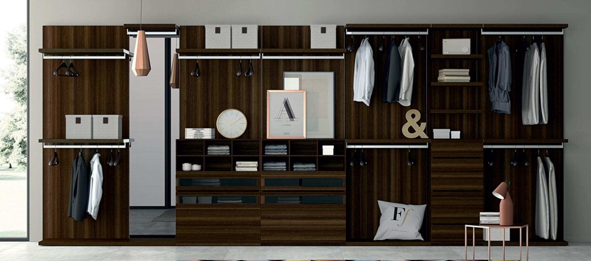 Гардеробная dall agnese project 3 купить мебель для спальни .
